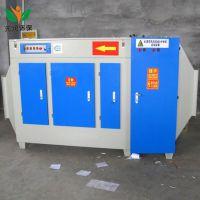 等离子净化器加光氧废气处理设备 处理烟气臭味一体机 工业环保箱 喷漆房专用设备 元润