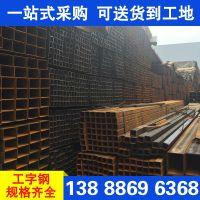 云南省保山市大棚专用Q235B矩形焊接方管60mmx120x6000