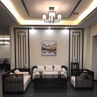 重庆银行办公定制柜定制家具 古典中式家具