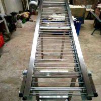 链条输送机小型不锈钢传送带乾德厂家产量高 工期快
