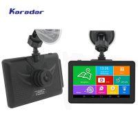 2合1 Karadar GPS DVR 4.5寸 高清夜视24小时监控 导航 行车记录仪