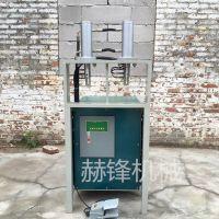 镀锌管护栏打孔设备液压方管冲方孔机器生产厂家