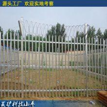 茂名项目部围墙围栏厂家 搅拌站护栏 惠州停车场隔离栏价格