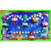 儿童游乐场快乐农场游乐设备价格 户外小生意游乐设备
