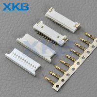 MOLEX51146 LED背光连接器,1.25MMl两边带扣胶壳