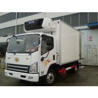 4.2米小型冷藏车价格,解放小型冷藏车报价,冷藏保鲜运输车
