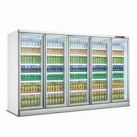 飞尼特LG-4M双门饮料柜冷藏展示柜超市冷柜厂家直全国联保