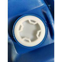 泰然桶业200L蓝色塑料桶生产厂家化工桶耐腐蚀外形美观