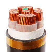 北京昆仑山电线电缆厂圣山牌YJV线缆铜芯不带凯4+1芯系列铜芯电缆 国标保检