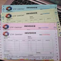 电商网店用热敏发货单售后卡购货清单 Invoice /Delivery sheet printing