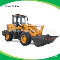 厂家直销装载肥料铲 土地轮式装载机 优质滑移装载机