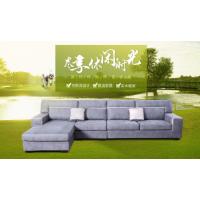 沙发选购技巧丨get一款时尚客厅布艺沙发,轻松享受舒适家居生活
