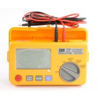台湾泰仕TES-1604记忆式绝缘测试仪(兆欧表)液晶显示器TES-1604