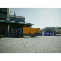 东城大小型环保发电机租赁700发电机出租使用