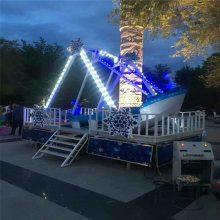室内外广场大型儿童乐园游乐设备新款12座/人冰雪海盗船娱乐玩具