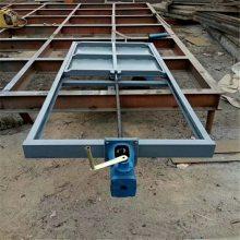宇东水利供应手电两用渠道方闸门 碳钢防腐 304不锈钢均可生产