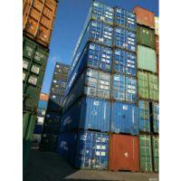 上海二手集装箱供应商!20英尺40GP45HC货柜批发价出售租赁