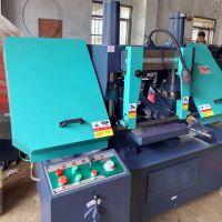 厂家直销重型GB4240液压半自动锯床,广纳机床售后5年