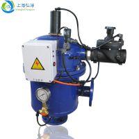 自动反冲洗网式过滤器 农业灌溉小流量过滤器