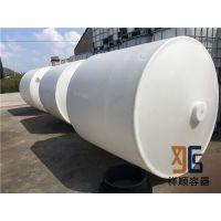 5000L防潮剂 粘合剂 皮革助剂罐 5T吨锥底水箱 工业锥底复配储罐