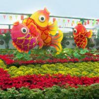 大型灯展|绢花造型|仿真植物造型|仿真绿雕|仿真植物墙|水泥雕塑|景心园艺为您呈现不一样的景观