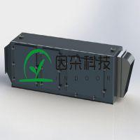 供应华强T-A500六级净化吊顶式活性炭排风净化机