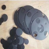直销黑色橡胶脚垫 3M背胶橡胶垫 防滑橡胶垫 可定制