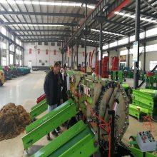 安徽玉米秸秆青贮捆草机多大效率 青储饲料打捆包膜机草料能储存多久