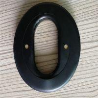 辉晟专业订做头戴耳机降噪皮耳套 PVC贴片背胶海绵吸塑皮耳套
