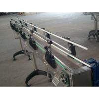 山东宁津卓远专业生产不锈钢平顶链板罐头厂输送机 输送效率高