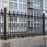 供青海铁艺和西宁铁艺围栏详情