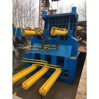 供应HL/华龙HL-300吨废金属打包机,废金属压块机