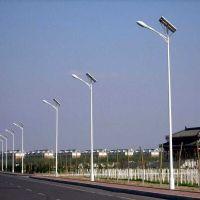 福瑞光电 山西新农村道路建设5米6米7米8米灯杆20W30瓦40W灯头 LED太阳能路灯