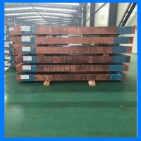 无锡厂家供应T2紫铜棒 C1100铜板 铜带 铜排 规格齐全