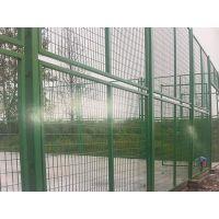 学校篮球场围网 高质量勾花网