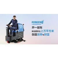 驾驶式包头洗地机在包头工厂车间应用的怎么样