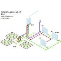 采暖系统组成 采暖壁挂炉 绿城风尚供