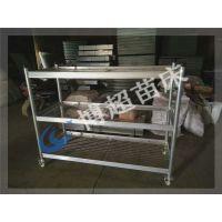 热镀锌多层苗床网-铝合金边框