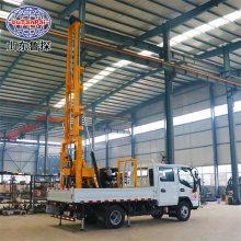 山东鲁探车载式百米打井机XYC200岩芯回转式钻机地质钻探机