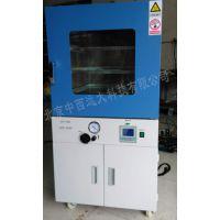 中西特价真空立式干燥箱(含真空泵)定做 库号:M217307