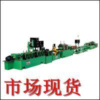 广东二手焊管机组 异型管罗马管椎管机制管机 不锈钢制铁艺设备