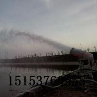 浓盐水雾化喷洒机械式蒸发喷雾机kcs-400喷雾蒸发塘 北华质量保证