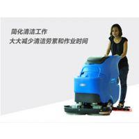 洗地机清洗效果排行榜,容恩R70BT手推式电瓶洗地机,太仓扬州南京上门试机