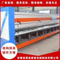 江苏生产大棚保温被机器产量高