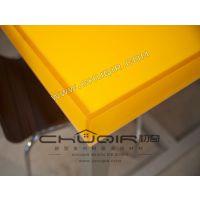 初奇生态树脂透光板 运用于台面尺寸1220*2440mm