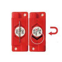 25g高效精准drop n tell防震标签 物流运输震动监控指示器