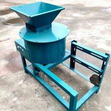 青贮饲料粉碎打浆机 多功能鲜蔬菜打浆机 果蔬稻草打浆机