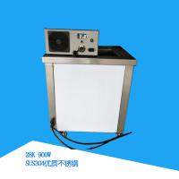 厂家自销精声JS-1018一体式工业28K零件钢化膜不锈钢超声波清洗机