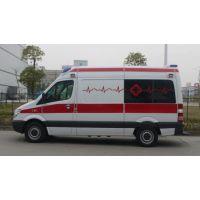 奔驰凌特324高顶国五监护型救护车价格