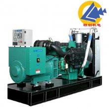 小型进口沃尔沃发电机组100KW TAD750GE